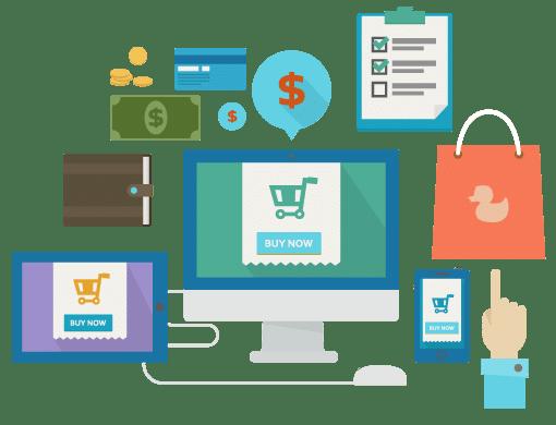 realizzazione siti di e-commerce Roma